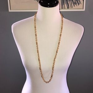 Jewelry - Long gold color chain
